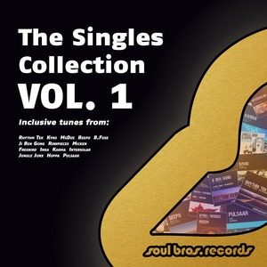VARIOUS - The Singles Collection Vol 1