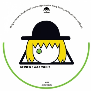 KEINER/WAX WORX - MOONGIFT EP