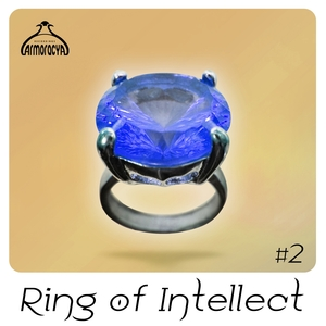 ALITAUMAS/SELDON THAYE/MAXIMO GLADIUS/LAMYADON/ALIDIANA SILVERKIN - Ring Of Intellect #2