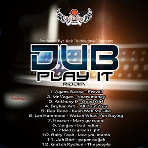 VARIOUS - Dub Play It Riddim