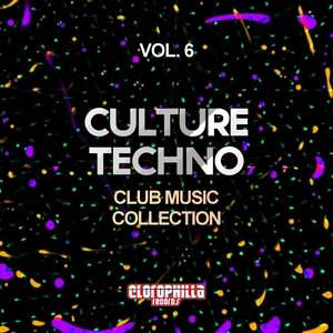 VARIOUS - Culture Techno Vol 6 (Club Music Collection)