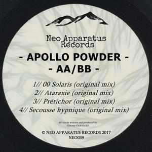 APOLLO POWDER - AA/BB