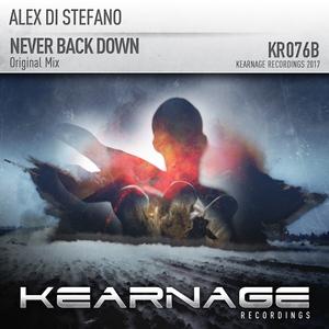 ALEX DI STEFANO - Never Back Down