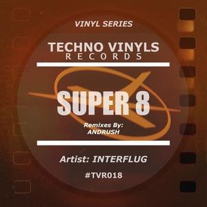 INTERFLUG - Super 8 EP