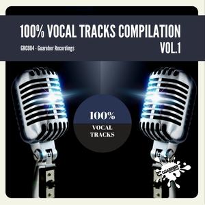 VARIOUS - 100% Vocal Tracks Compilation Vol 1