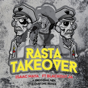 ISAAC MAYA - Rasta Take Over