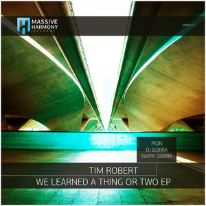 TIM ROBERT - We Learned A Thing Or Two