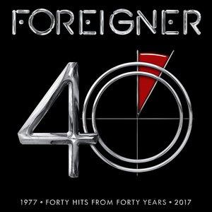 FOREIGNER - 40 (Remastered)