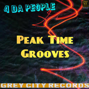 4 DA PEOPLE - Peak Time Grooves