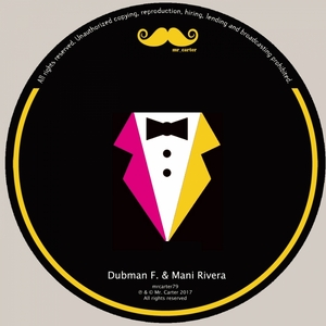 DUBMAN F/MANI RIVERA - THAT WHAT TO DO EP
