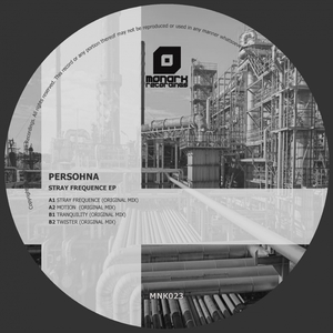 PERSOHNA - Stray Frequence EP