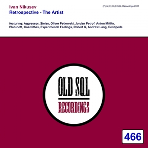 IVAN NIKUSEV - Retrospective: The Artist