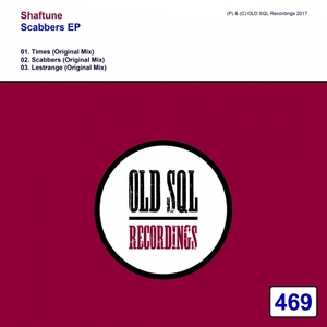 SHAFTUNE - Scabbers EP