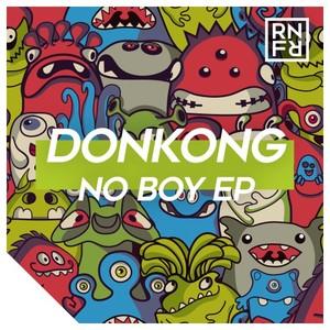 DONKONG - No Boy EP