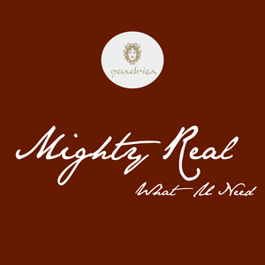 MIGHTY REAL - What U Need