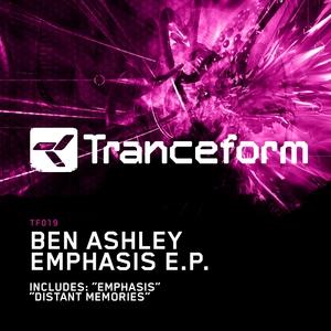 BEN ASHLEY - Emphasis EP