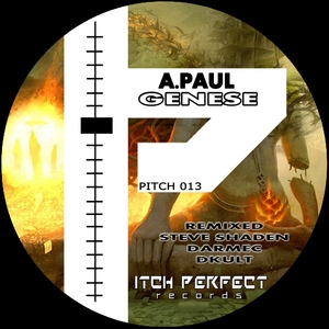A PAUL - Genese EP