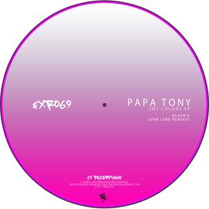 PAPA TONY - JMJ Colors EP
