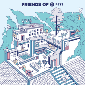 EARTH TRAX/THE ANALOG ROLAND ORCHESTRA/ADAM PORT & JENNIFER TOUCH/KUBA SOJKA/TILL VON SEIN & AERA - Friends Of Pets - Part 1