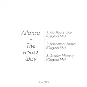 ALLONSO - The House Way