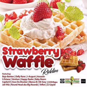 VARIOUS - Strawberry Waffle Riddim (Explicit)