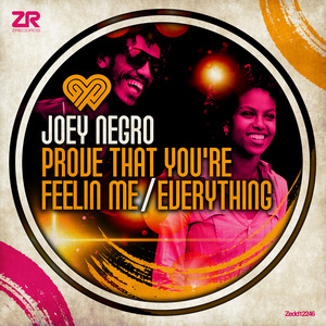 JOEY NEGRO - Prove That You're Feelin' Me/Everything