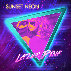 SUNSET NEON - Lazer Pink