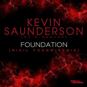 KEVIN SAUNDERSON AS E-DANCER - Foundation