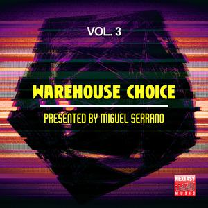 VARIOUS - Warehouse Choice Vol 3 (Presented by Miguel Serrano)