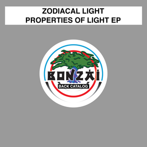 ZODIACAL LIGHT - Properties Of Light EP