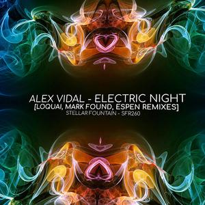 ALEX VIDAL - Electric Night