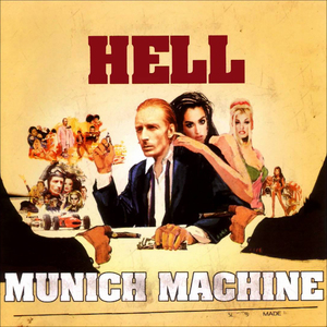 DJ HELL - Munich Machine