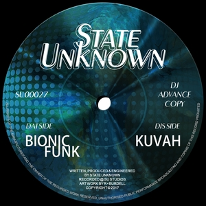 STATE UNKNOWN - Kuvah