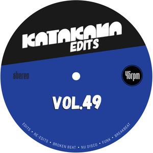 ROCKNROLLA SOUNDSYSTEM - Katakana Edits Vol 49