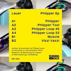 LAUER - Phlipper EP