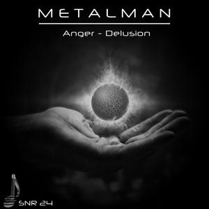 METALMAN - Anger