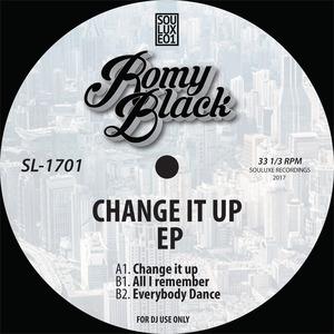 ROMY BLACK - Change It Up EP
