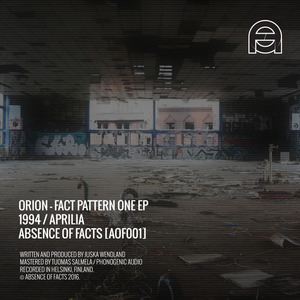 ORION - Fact Pattern One
