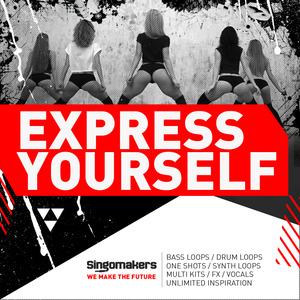 SINGOMAKERS - Express Yourself (Sample Pack WAV/APPLE/LIVE/REASON)