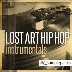 RESONANT VIBES - Lost Art Hip Hop Instrumentals (Sample Pack WAV/APPLE/LIVE/REASON)