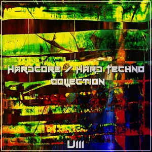 VARIOUS - Harcore/Hard Techno Collection