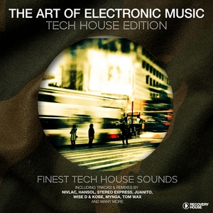 VARIOUS - The Art Of Electronic Music - Tech House Edition
