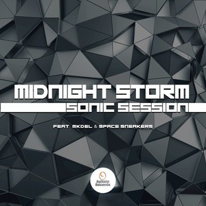 MIDNIGHT STORM/MKDEL/SPACE SNEAKERS - Sonic Session