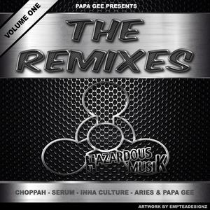 JAYLINE/PAPA GEE/D LIVIN/K-JAH/VYTOL - The Remixes Volume 1