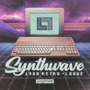 LOOPTONE - Synthwave 1980 Retro-logue (Sample Pack WAV)
