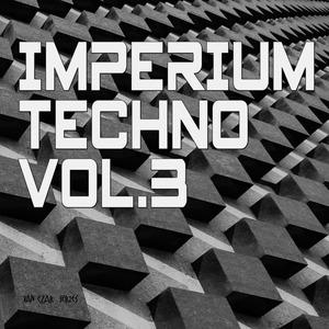 VARIOUS/ABIB DJINN - Imperium Techno Vol 3 (Mixed By Abib Djinn)