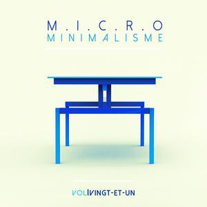 TECHNO RED/VARIOUS - Micro Minimalisme Vol Vingt Et Un