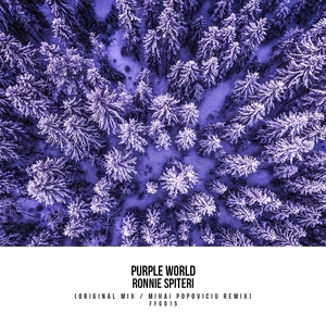 RONNIE SPITERI - Purple World