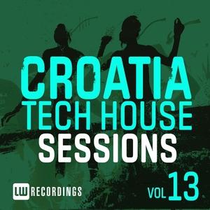 VARIOUS - Croatia Tech House Sessions Vol 13