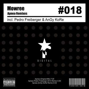 MOWREE - Apnea Remixes